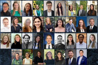 SEAS Students Named 2021 Dow Sustainability Fellows
