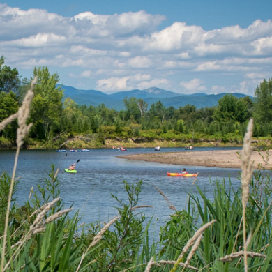 Possibilities for Collaboration in the Saco River Watershed: An Assessment