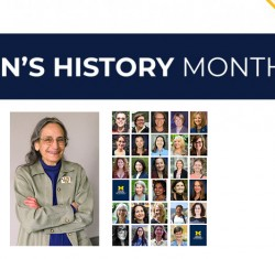 Women faculty snapshot